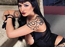 Sandra G in Pirate 103