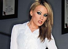 Holly Wellin in Nylon Nymphomania