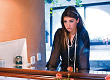 Carla Cruz in Private 206