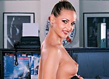 Lisa Honey in Triple X 73
