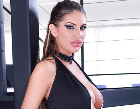In Her Face.. featuring August Ames