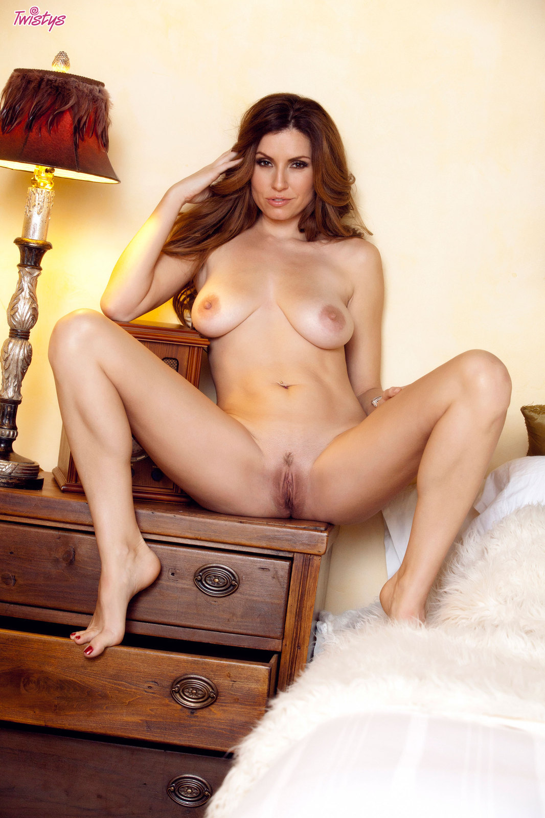 Jamie Lynn nude in 16 photos from First