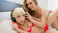 Webyoung presents Sister Sitting: Part One starring Carter Cruise, Piper Perri.