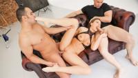 21sextury presents A Porn Studio Anal starring Tina Kay.