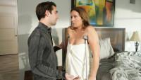 Sweetsinner presents Shower Safety starring Elexis Monroe, Logan Pierce.