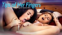 Sasha Heart, Serena Blair in Tips of Her Fingers Erotic Video – Babes.com