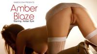 Amber Sym Sex Video in Amber Blaze