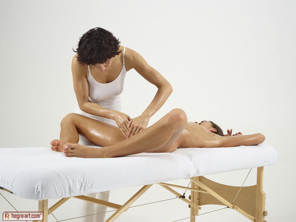 Yoni sensual massage very