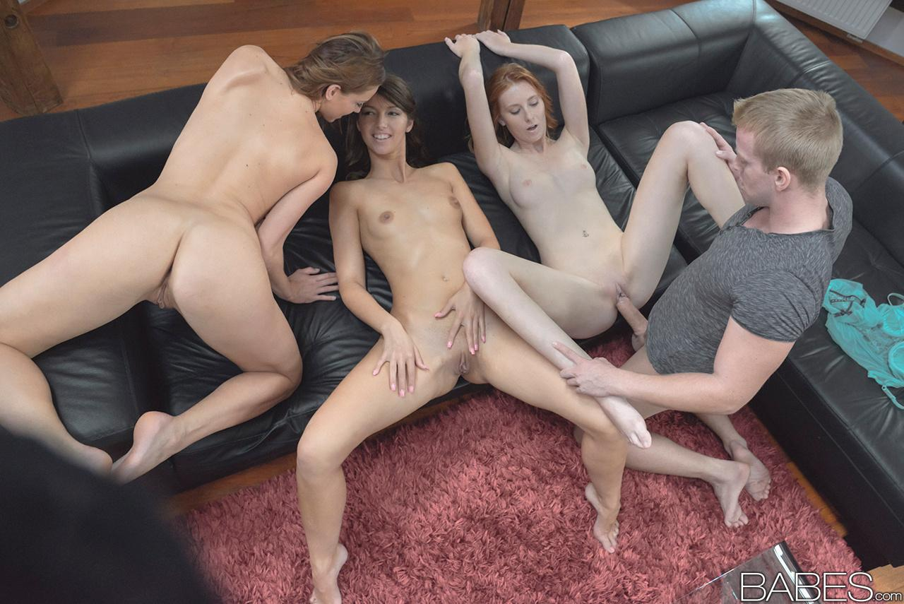 lets have a foursome interracial