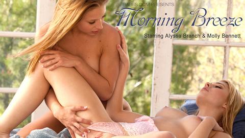 Molly Bennett, Alyssa Branch Pictures in Morning Breeze