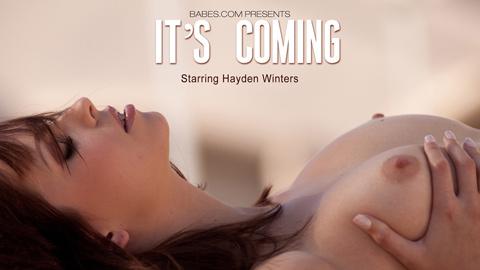 Hayden Winters Pictures in It's Coming