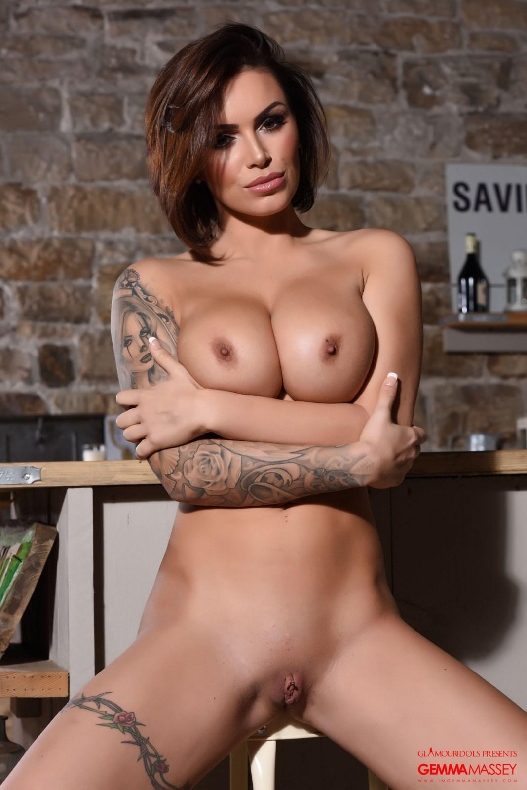 Gemma massey nude photos